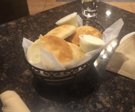 Pita Bread and Garlic